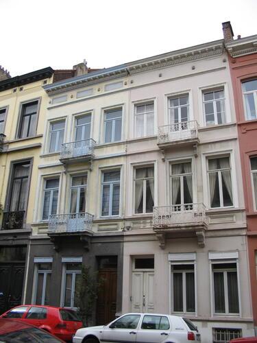 Rue de Florence 31 et 29, 2005