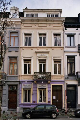 Rue de Florence 32, 2007
