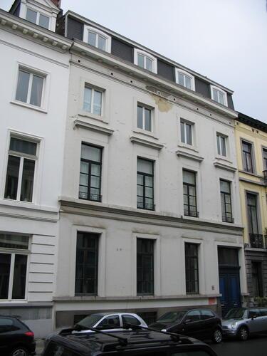 Rue de Florence 35, 2005