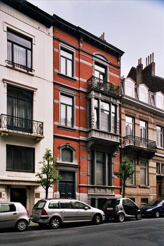 Rue Forestière 12, 2005