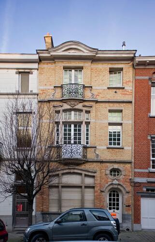 Rue François Roffiaen 25, 2012