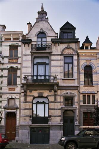 Rue François Stroobant 19, 2006