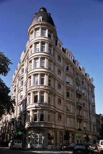 Rue François Stroobant 45-47-49-51 Avenue Louis Lepoutre 67-69-71-73
