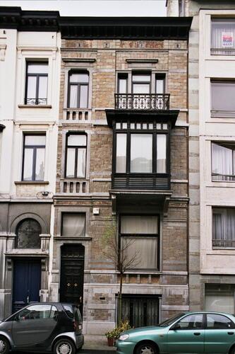 Rue Franz Merjay 35, 2006