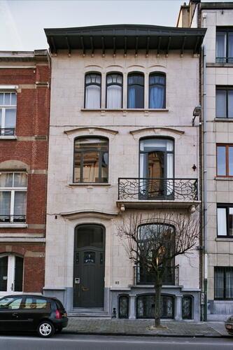 Rue Franz Merjay 93