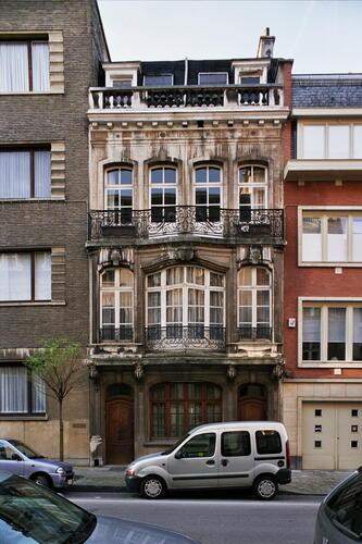Rue Franz Merjay 107, 2006