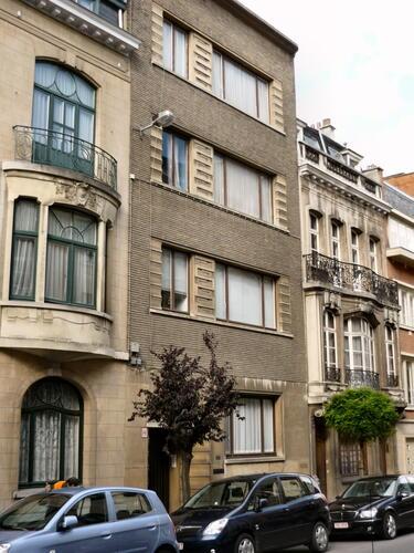 Rue Franz Merjay 109, 2006