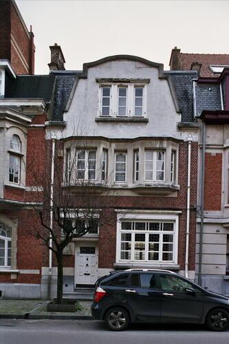 Rue Franz Merjay 112, 2006