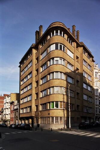 Rue Franz Merjay 128