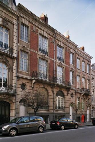 Rue Franz Merjay 155 et 153, 2006