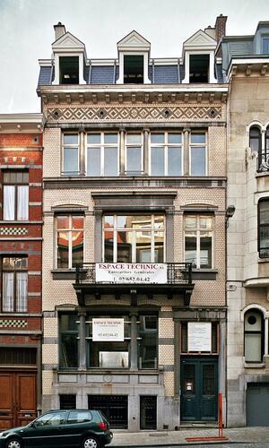 Rue Gachard 52, 54