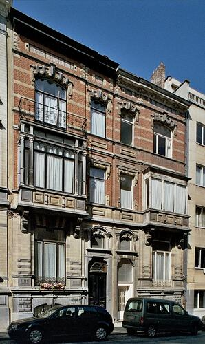 Rue Gachard 55, 53, 2009