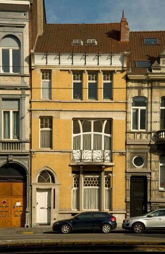 Ancienne pharmacie et habitation Max Blieck