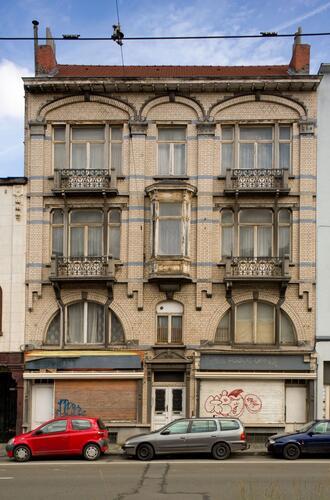 Boulevard Général Jacques 116-118-120, 2012