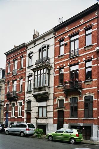 Generaal Pattonstraat 14, 16 en 18, 2005