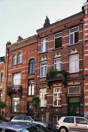Rue Général Patton 35 et 37, 2005
