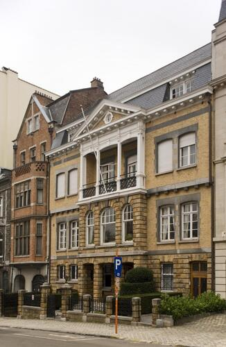 Maison personnelle de l'architecte Adrien Blomme