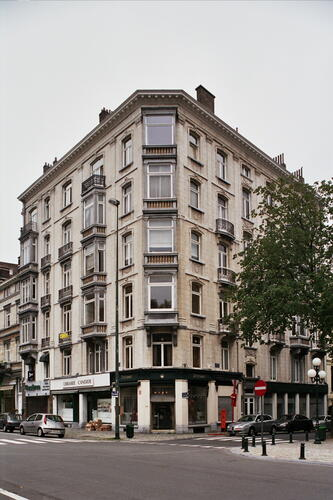 Place Georges Brugmann 1-2-3 - avenue Louis Lepoutre 107-109, 2006