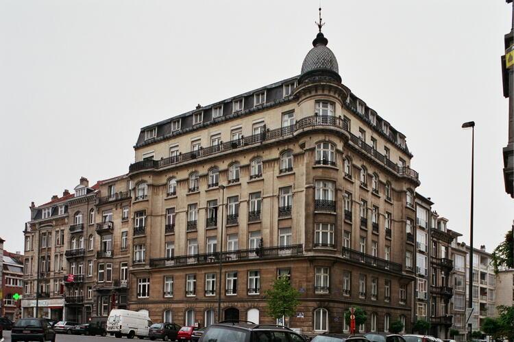 Place Georges Brugmann 6