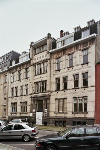Ancien complexe hospitalier de la Croix-Rouge de Belgique