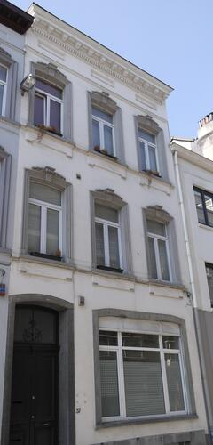 Rue Godecharle 37, 2014
