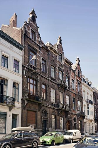 Rue Goffart 111 à 107, 2011