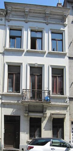 Rue Goffart 108, 2011