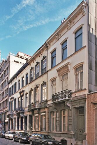 Rue de la Grosse Tour 4 à 10, 2009