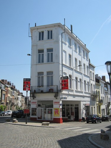 Place H. Conscience 3 – rue Maes 57, 2011