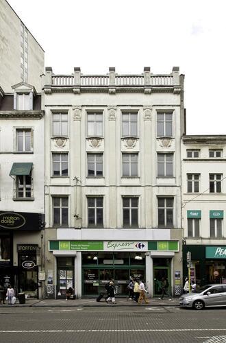 Elsensesteenweg 16, (Françoise Waltéry © MRBC - MBHG), 2011