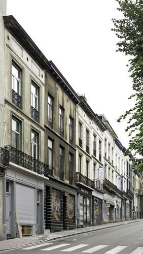 Elsensesteenweg 293 tot 281, (Françoise Waltéry © MRBC - MBHG), 2011
