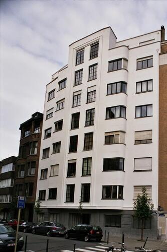 Rue Jean-Baptiste Colyns 1, 2006