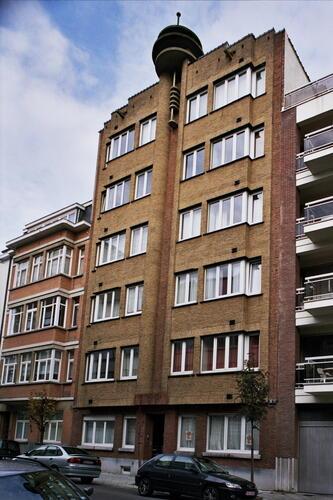 Rue Jean-Baptiste Colyns 41, 2006