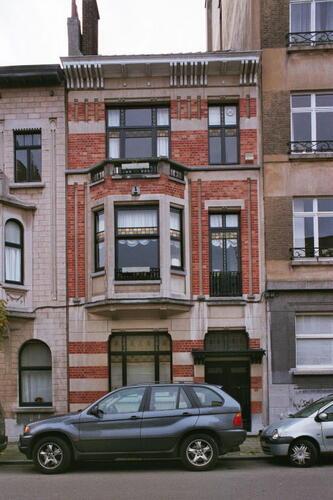 Rue Jean-Baptiste Colyns 110, 2006