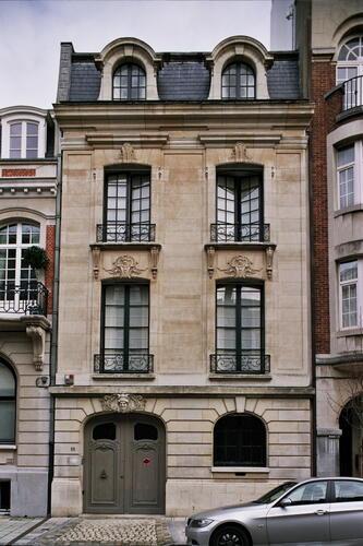 Rue Jean-Baptiste Meunier 22, 2006