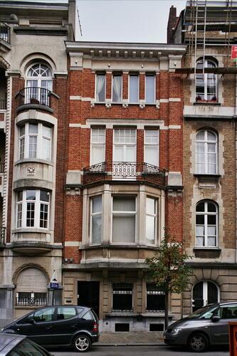 Rue Jean-Baptiste Meunier 28, 2006