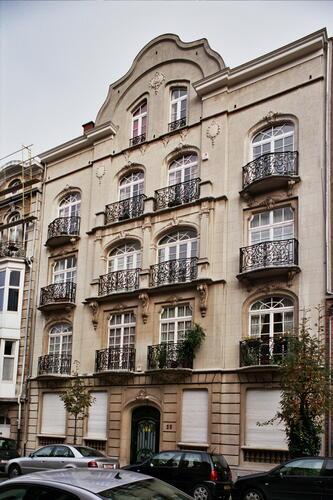 Rue Jean-Baptiste Meunier 32