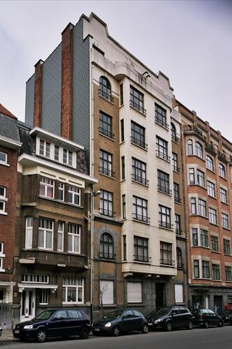 Rue Jean Chapelié 5, 2006