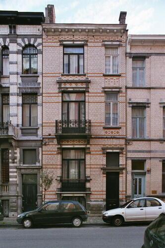 Rue Jean Chapelié 12, 2006