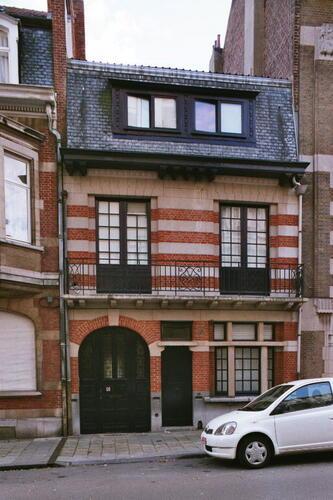 Rue Jean Chapelié 20, 2006