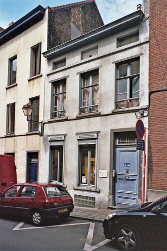 Rue Jean d'Ardenne 11, 2009