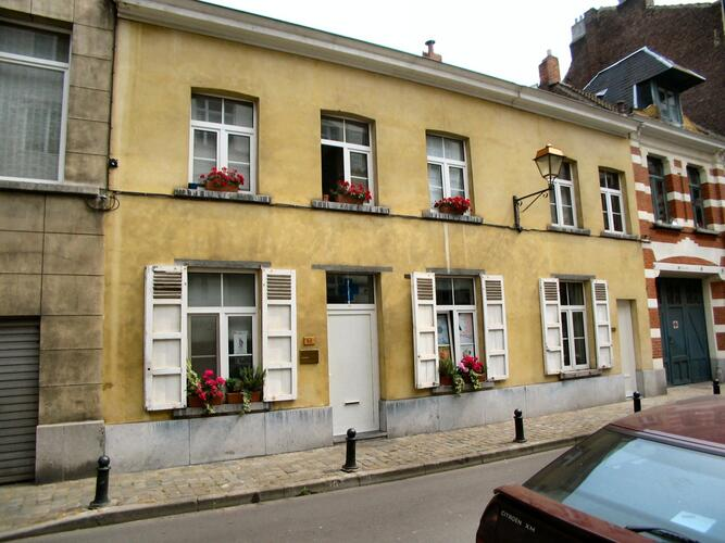 Rue Jean d'Ardenne 54, 56