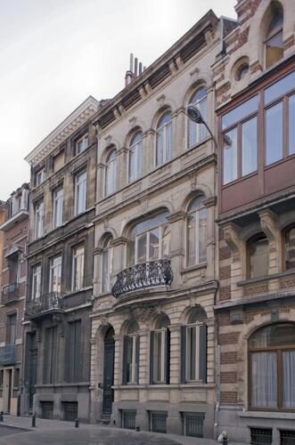 Jean Van Volsemstraat 21, 2011