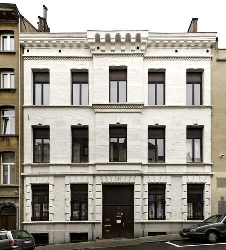 Rue J. Van Volsem 75, (Françoise Waltéry © MRBC - MBHG), 2011