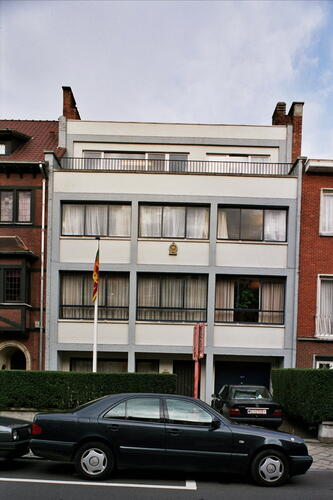 Rue Jules Lejeune 27, 2006