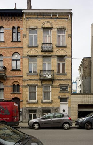 Rue Juliette Wytsman 61, 2012