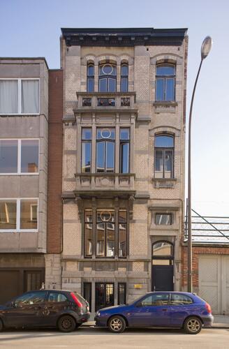 Rue Juliette Wytsman 88, 2012