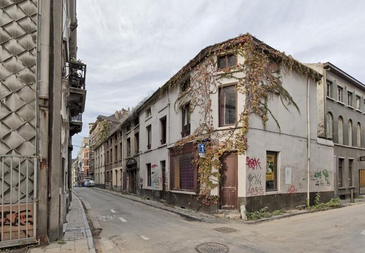 Rue Keyenveld 8, 10, 12, 14, 16, 18-20