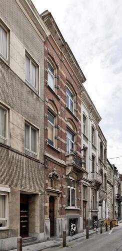 Rue Keyenveld 29, 2009 © bepictures / BRUNETTA V. – EBERLIN M.