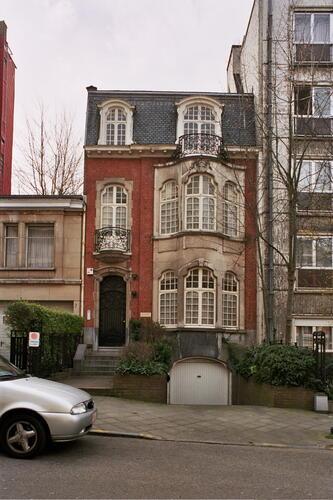 Rue Kindermans 5, 2005